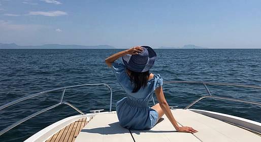 Si ritorna finalemente in barca