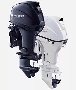 Tohatsu MFS60 piccolo