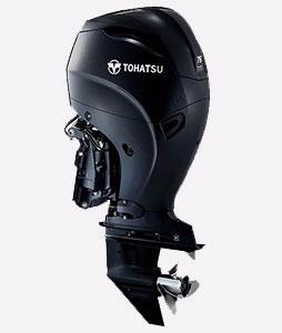 Tohatsu MFS75 piccolo