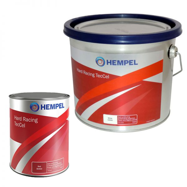 Hempel Hard Racing Teccel antivegetativa