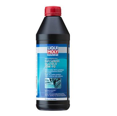 Olio Marine 75W90 Liqui Moly Fully Synthetic Gear Oil