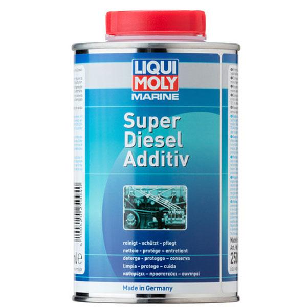 Additivo Marine Super Diesel Liqui Moly