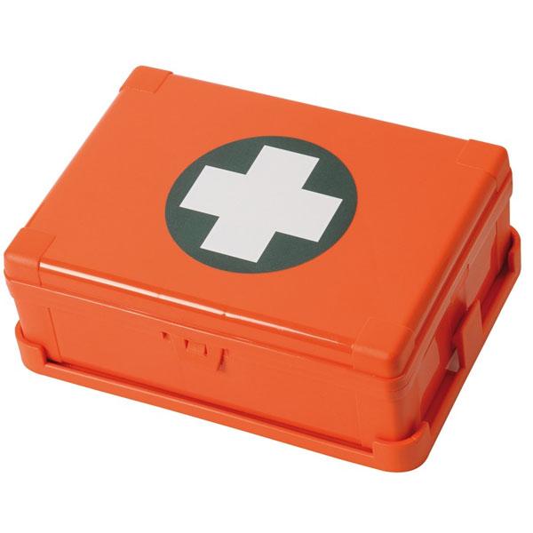 Cassetta di pronto soccorso medico