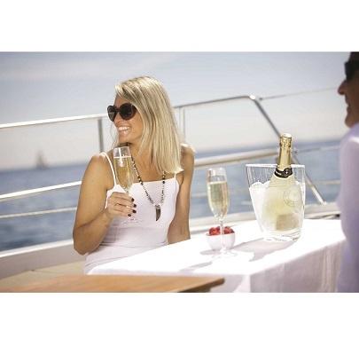 Champagnera Seau a glace decoro Bali Marine Business 2