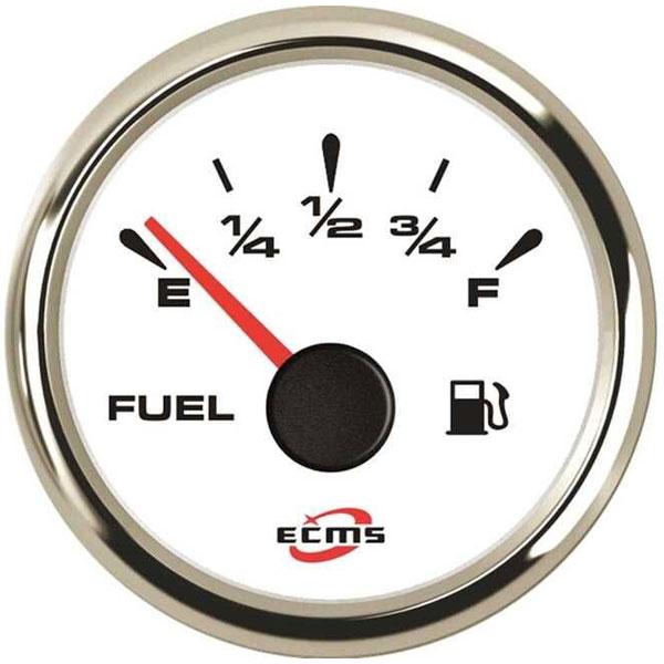 ECMS bianco cornice inox fuel