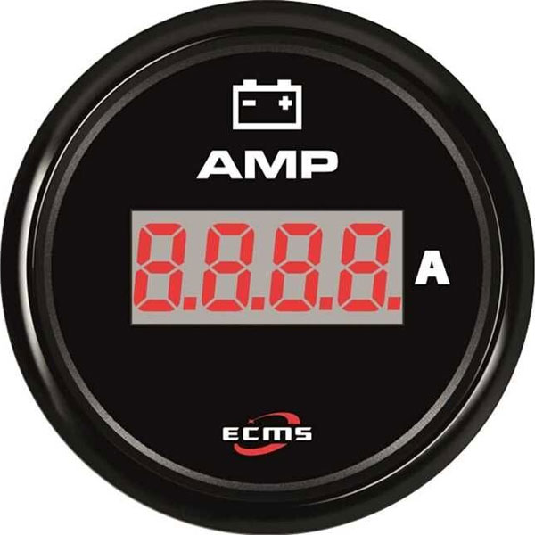 ECMS nero amperometro