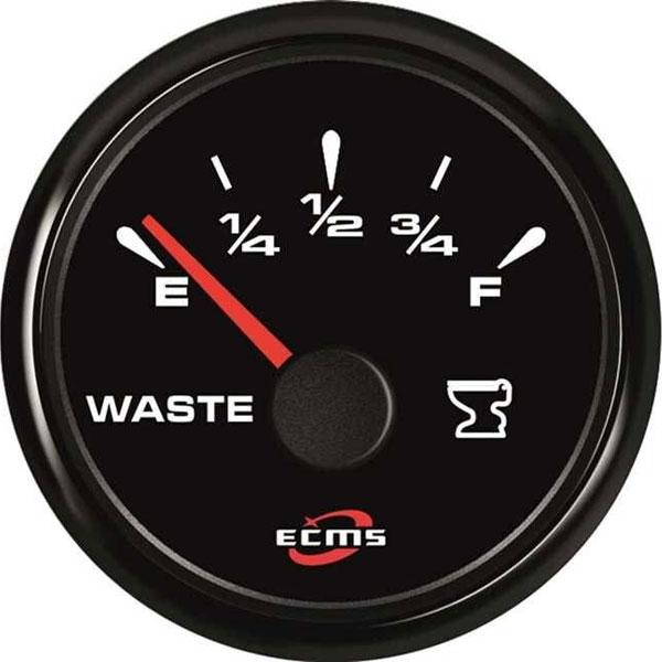 ECMS nero waste
