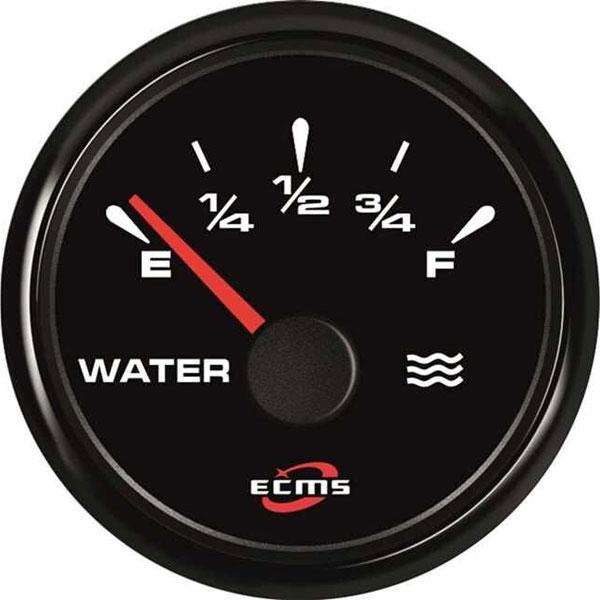 ECMS nero water