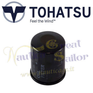 Filtro olio Tohatsu 3BJ 07615 0