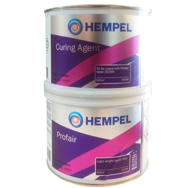 Hempel ProFair Stucco epossidico