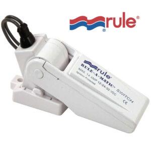 Interrutore galleggiante per sentine Rule 35A