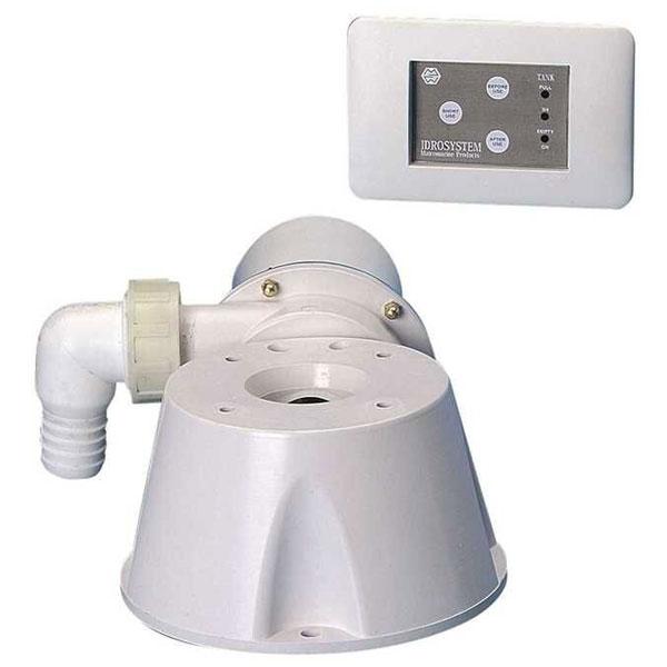 Kit elettrico Vacuum per WC