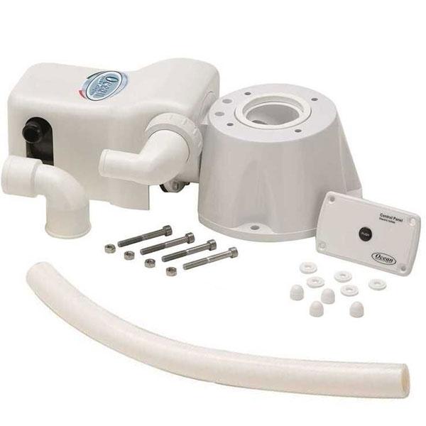 Kit elettrico per WC Evolution