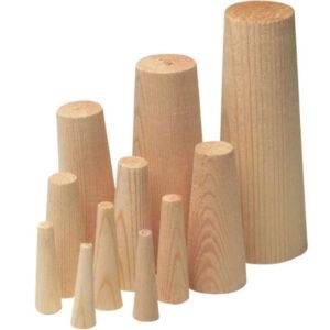 Kit tappi turafalle in legno