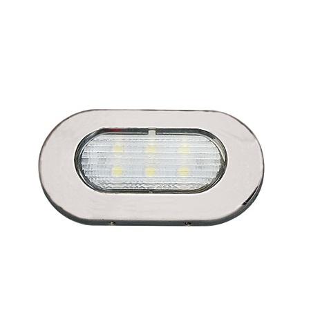 Luce di cortesia LED Elliptic Top
