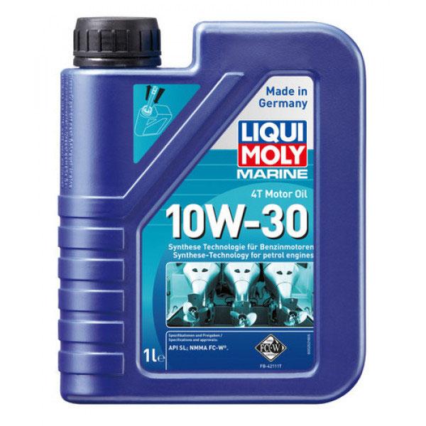 Olio Marine 4T Motor Oil 10W30 Liqui Moly
