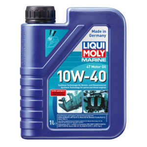 Olio Marine 4T Motor Oil 10W40 Liqui Moly
