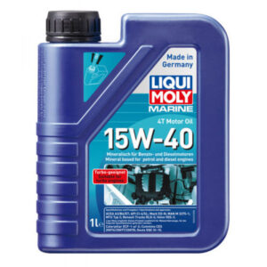 Olio Marine 4T Motor Oil 15W40 Liqui Moly