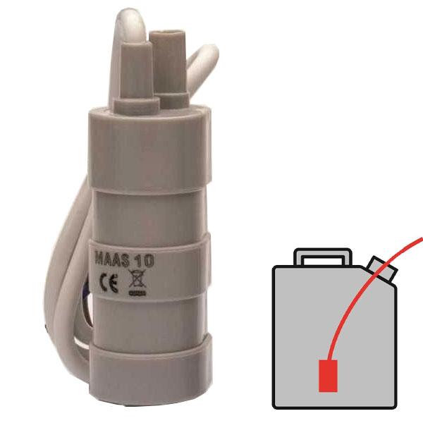 Pompa centrifuga ad immersione