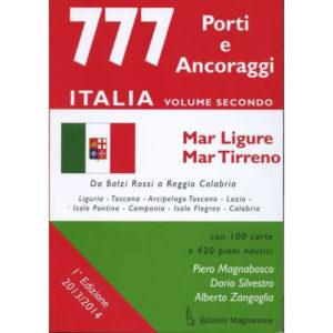 Portolano del Mar Ligure e Mar Tirreno