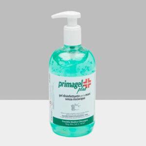 Primagel Plus Disinfettante gel per mani