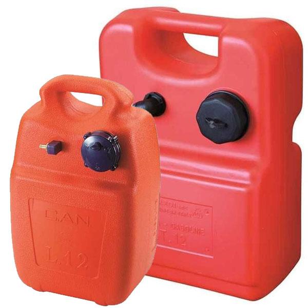 Serbatoi carburante portatili