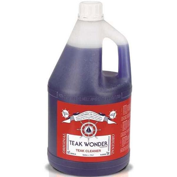 Teak Wonder cleaner detergente