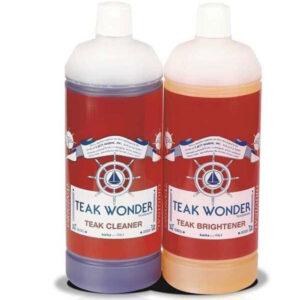 Teak Wonder detergente/sbiancante