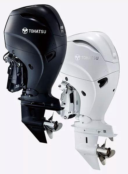 Tohatsu MFS 115
