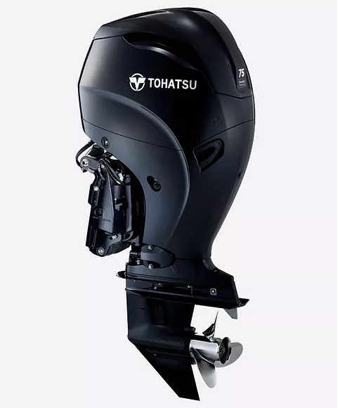 TOHATSU MFS 75