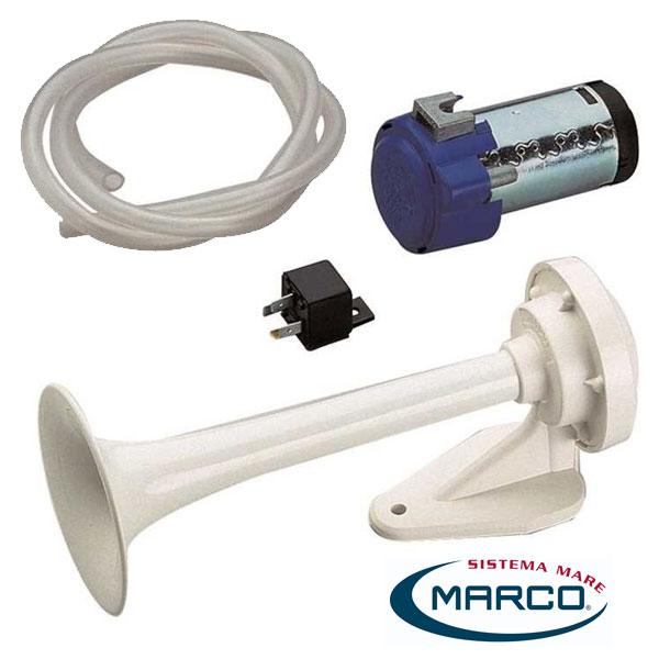Tromba Marco elettropneumatica