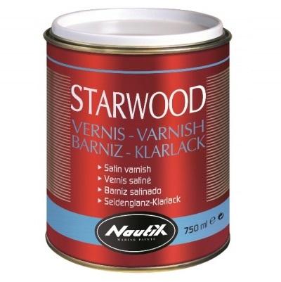 nautix starwood flatting vernice trasparente legno