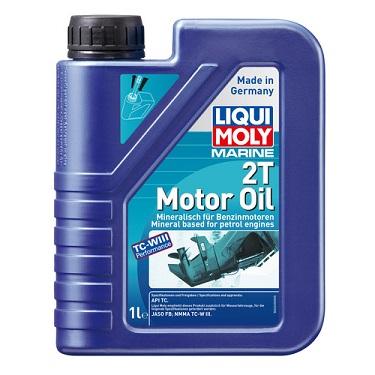 Olio Marine 2T Motor Oil Liqui Moly