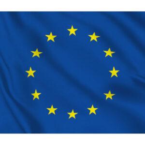 Bandiera dell'Europa UE