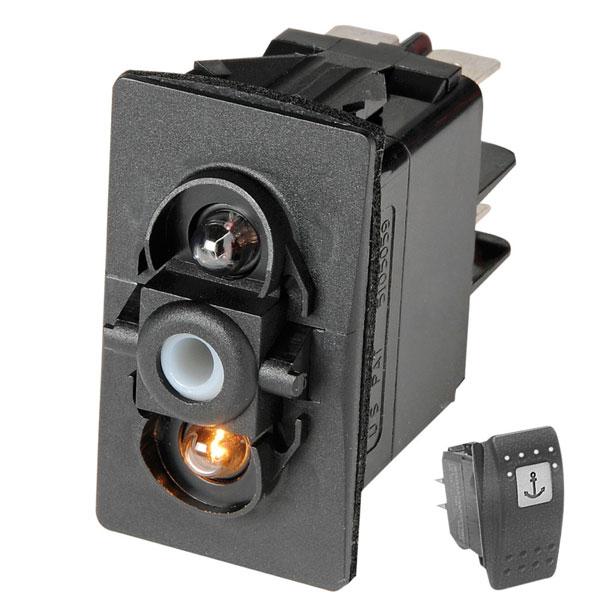 Interruttore Carling Switch basculante