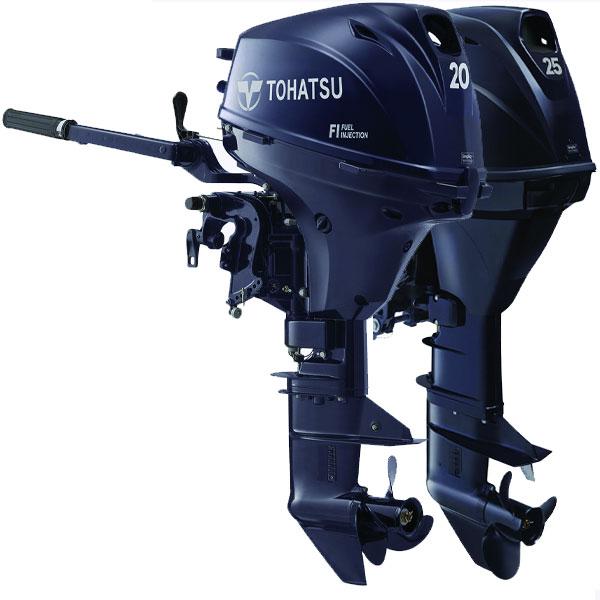 Kit tagliando Tohatsu MFS 25 30