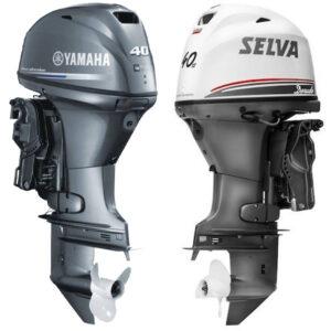 Kit tagliando Yamaha F40D e Selva Dorado