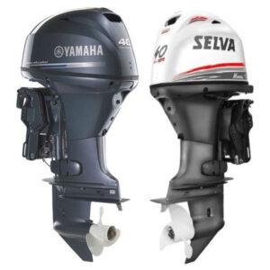 Kit tagliando Yamaha F40G e Selva Murena