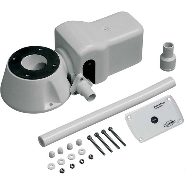 Kit traformazione elettrico per WC