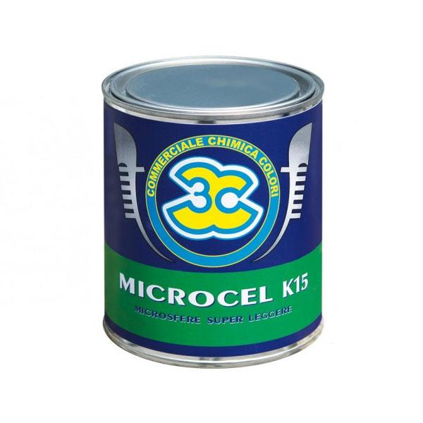 Microsfere di cellulosa addensanti 3C