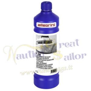 Allegrini Y-200 detergente per scafi