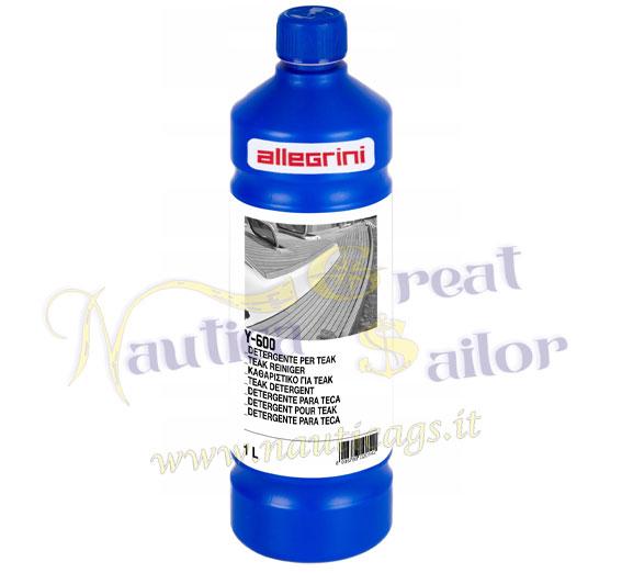 Allegrini Y-600 detergente per teak