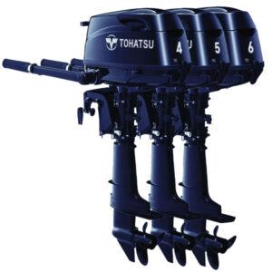 Kit tagliando Tohatsu MFS 4 5 6