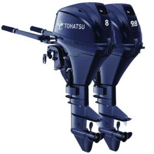 Kit tagliando Tohatsu MFS 8 9.8