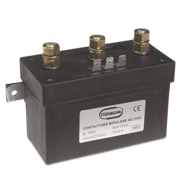 Control box o teleruttore per verricello