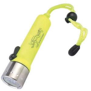 Torcia subaquea LED Diving