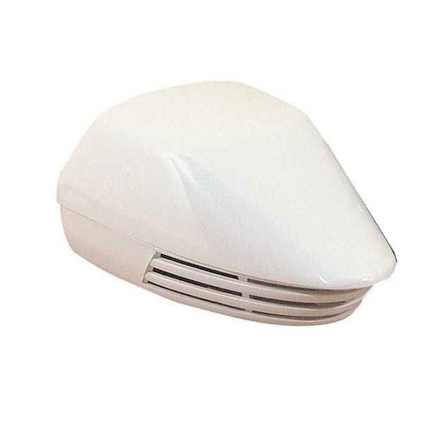 Tromba da barca Mouse in ABS bianca